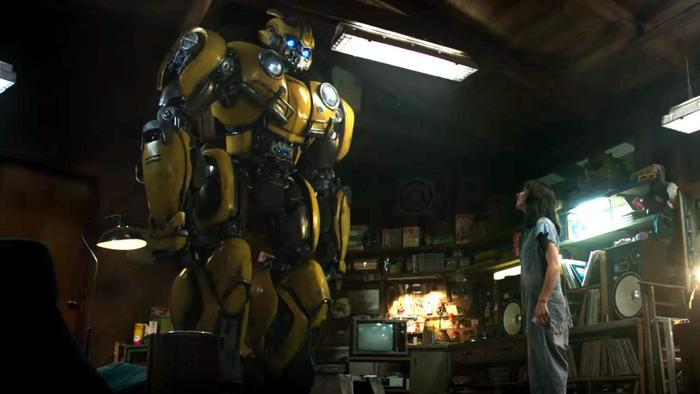 Bumblebee imagen 4