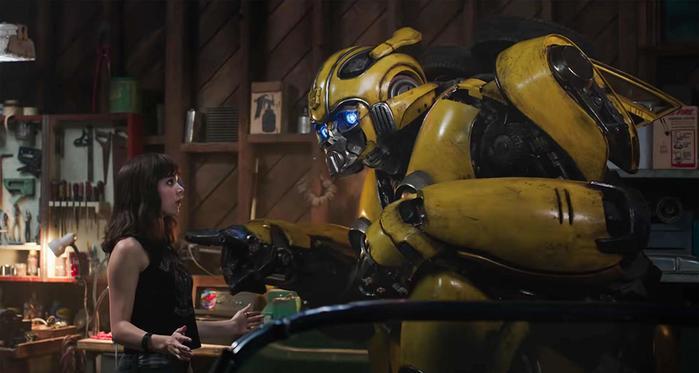 Bumblebee imagen 5