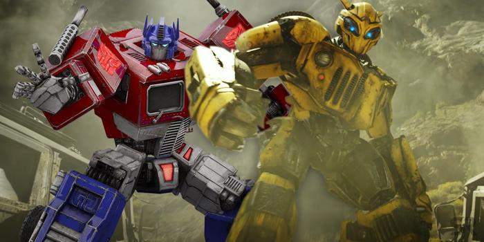 Bumblebee imagen 3