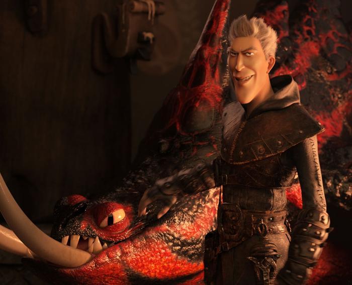 Como entrenar a tu Dragón 3 imagen 6