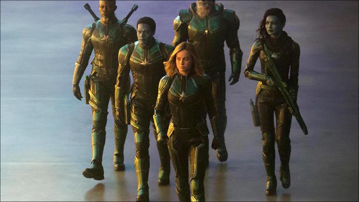 Capitana Marvel imagen 9