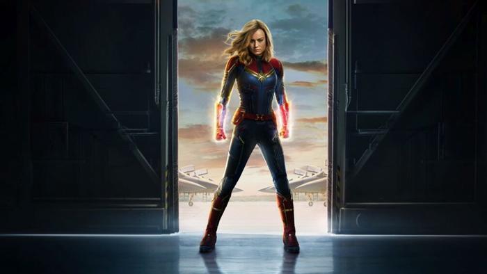 Capitana Marvel imagen 1