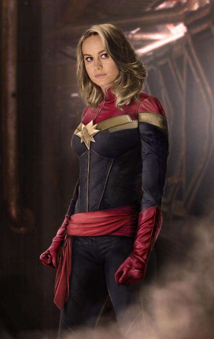 Capitana Marvel imagen 3