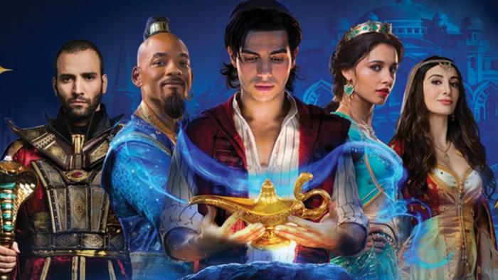 Aladdin 2019 imagen 2