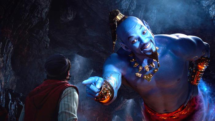 Aladdin 2019 imagen 1
