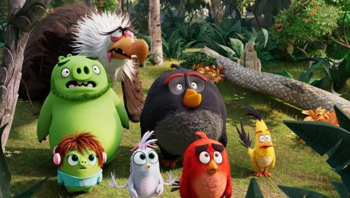 Angry Birds 2: la película imagen 2