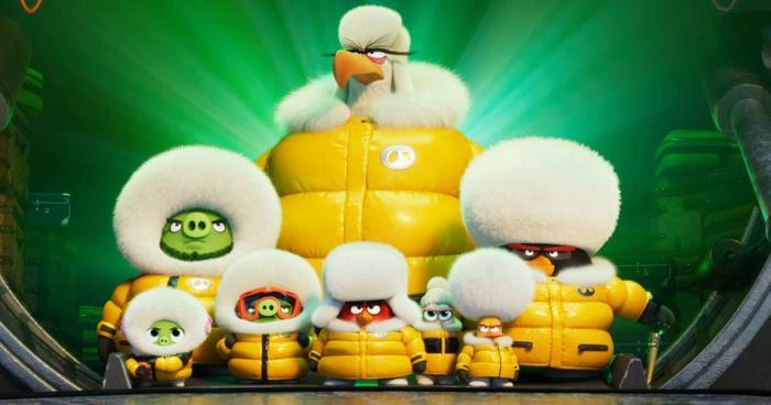 Angry Birds 2: la película imagen 6