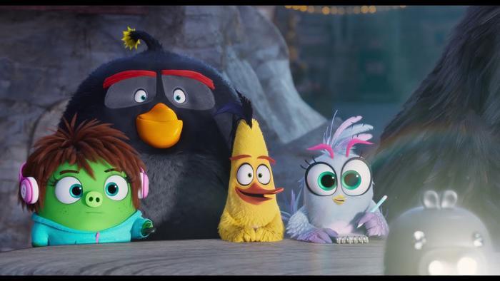 Angry Birds 2: la película imagen 1