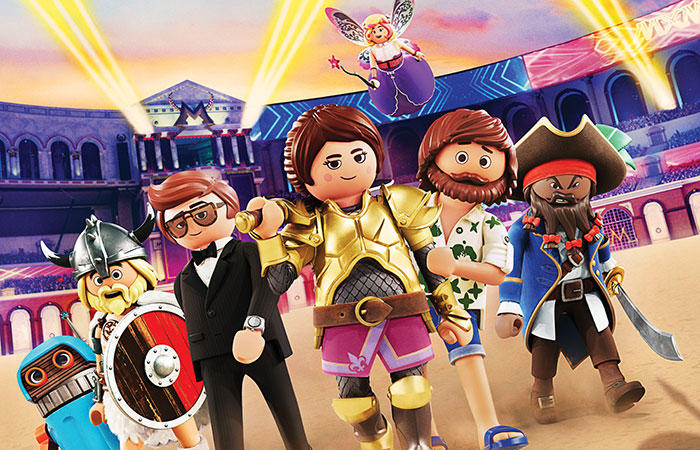Playmobil: La película imagen 1
