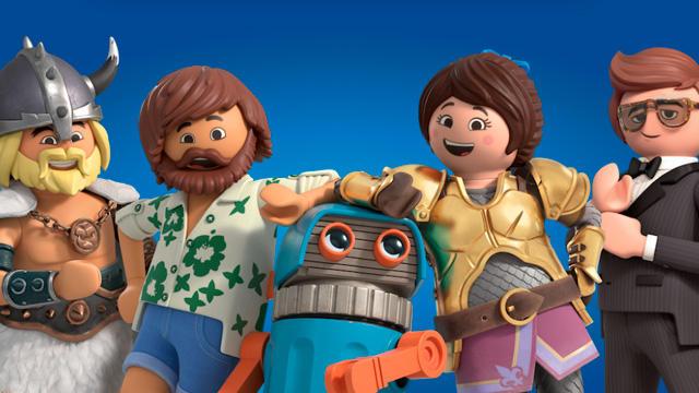 Playmobil: La película imagen 2