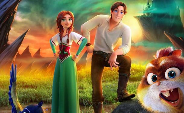 La princesa encantada imagen 2