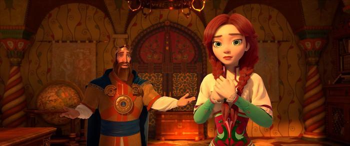 La princesa encantada imagen 5