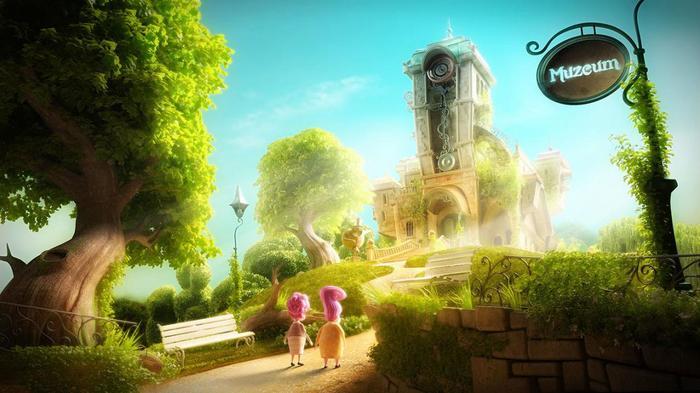 Harvie y el museo Mágico imagen 3