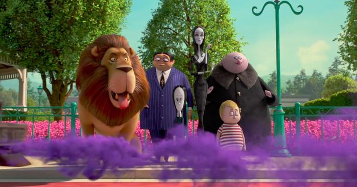 La familia Addams imagen 3