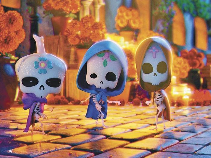 Día de Muertos imagen 3