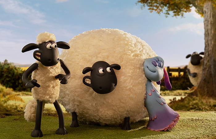La oveja Shaun. La película: Granjaguedón imagen 3