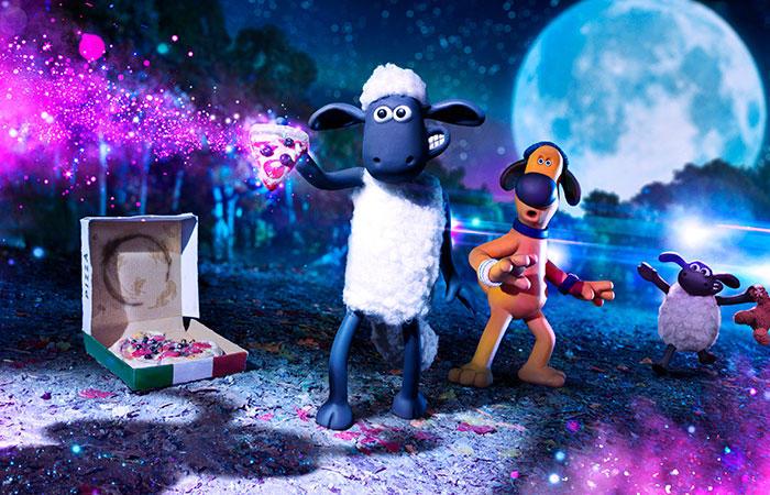 La oveja Shaun. La película: Granjaguedón imagen 8