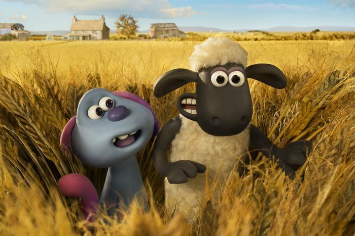 La oveja Shaun. La película: Granjaguedón imagen 4