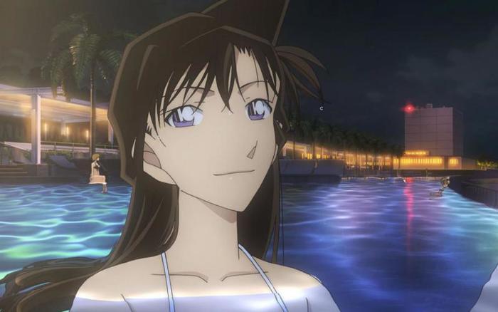 Detective Conan: El Puño de Zafiro Azul imagen 7