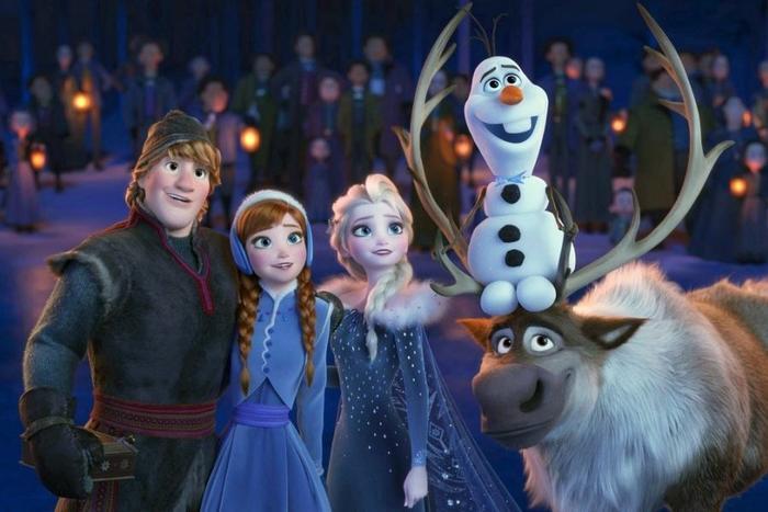 Frozen 2 imagen 1