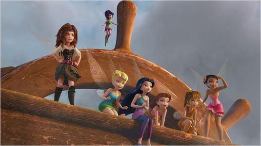 Campanilla: Hadas y piratas imagen 4