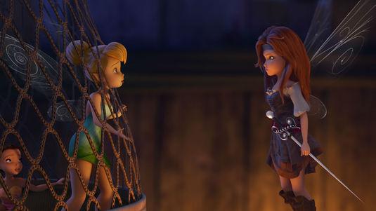 Campanilla: Hadas y piratas imagen 1