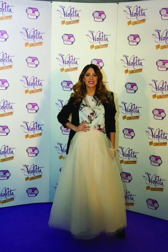 Violetta La emocin del concierto  Peliculas de estreno y en