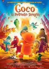 Cartel Coco, el pequeño dragón