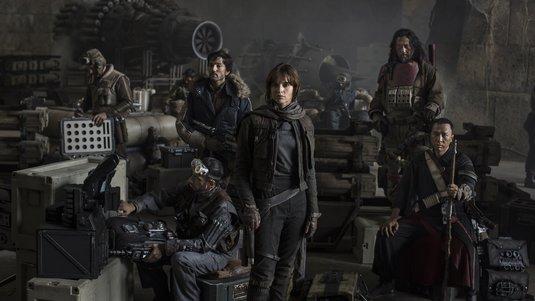 Rogue One: Una Historia de Star Wars imagen 1