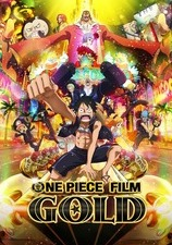 One Piece Película 13: Gold
