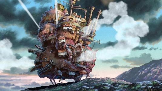 El castillo ambulante  Peliculas de estreno y en cartelera
