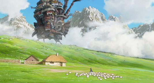 El castillo ambulante imagen 3