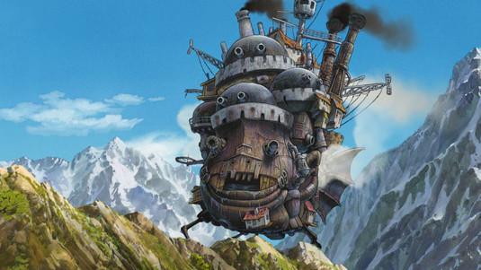El castillo ambulante imagen 5