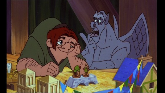 Quasimodo And Madellaine El jorobado de Notre D...