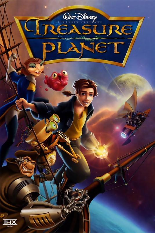 El planeta del tesoro imagen 4