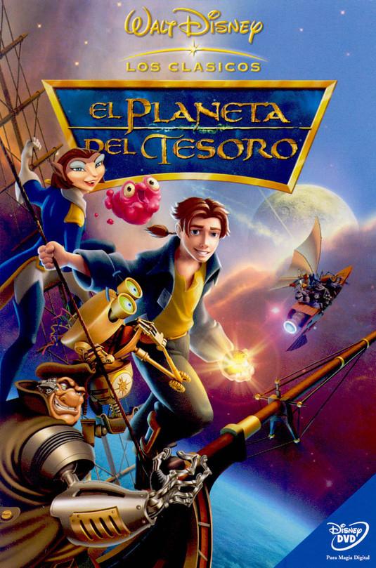 El planeta del tesoro imagen 9