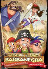 La leyenda del pirata Barbanegra