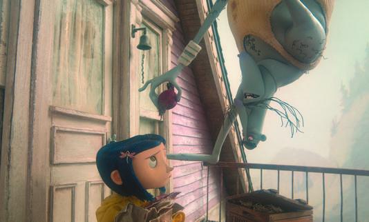 Los mundos de Coraline imagen 7