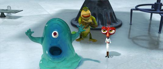 Monstruos contra alienígenas imagen 26