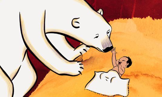 El niño que quería ser un oso imagen 2
