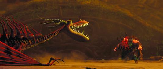 Cómo entrenar a tu dragón imagen 8
