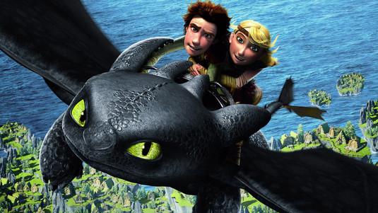 Cómo entrenar a tu dragón imagen 2