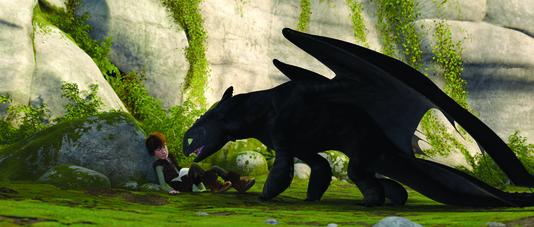 Cómo entrenar a tu dragón imagen 10