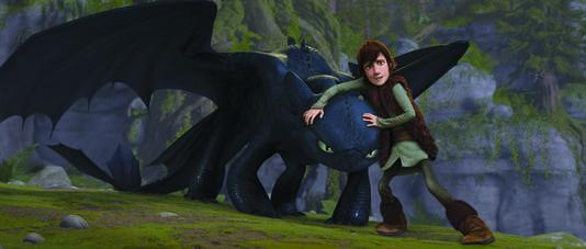 Cómo entrenar a tu dragón imagen 4