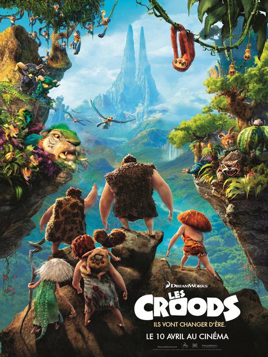 Los Croods imagen 9