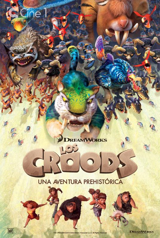 Los Croods imagen 10