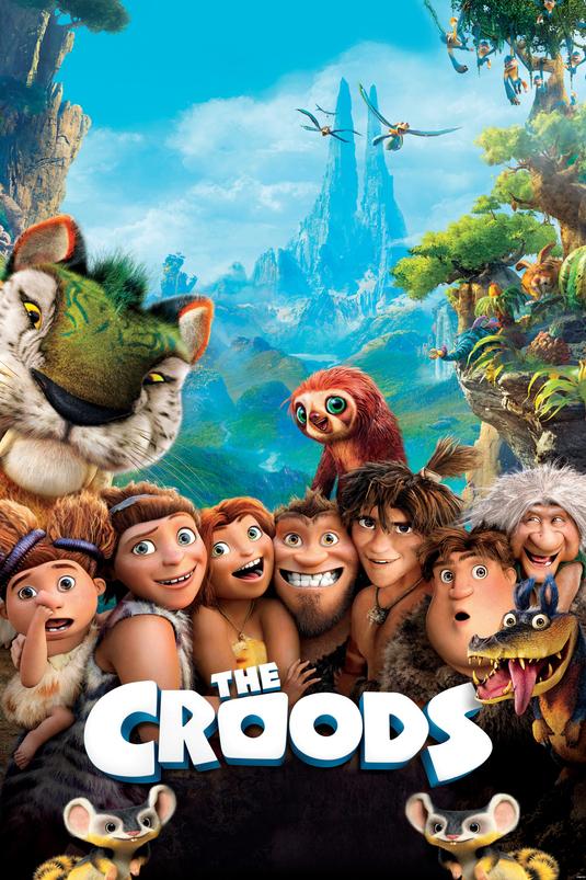 Los Croods imagen 11
