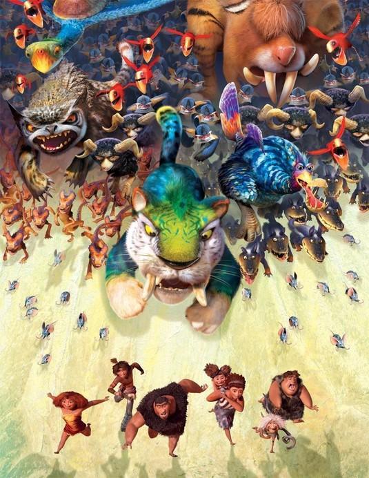 Los Croods imagen 6