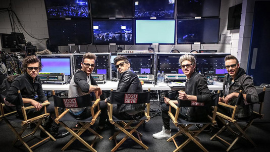 One Direction 3D imagen 1