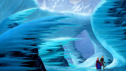 Frozen, el reino de hielo imagen 1